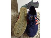 Adidas Jeans trainers - Size UK9 - Deadstock - Colourway.