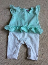 Girls Ted Baker outfit