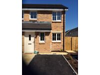 Brand New End Link 2 Bed House to Rent Pontarddulais