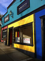 Retail Space for Rent 312 Fitzwilliam St