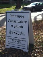 Music Theory at the Winnipeg Conservatoy of Music