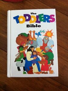 BRAND NEW toddlers bible