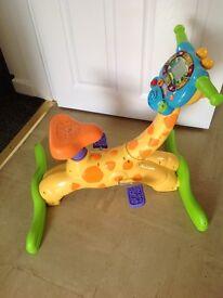 Vtech musical giraff in good working condition.