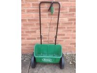 Rotary Lawn Speader