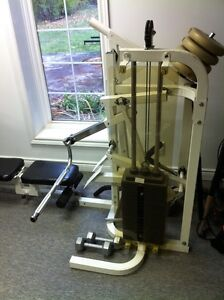 Universal Weight Machine Buy Or Sell Exercise Equipment