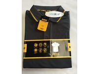 Dewalt Coolskyn Polo Shirts ( Dark Grey )