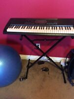 I am selling my Casio piano it is a CTK-2100