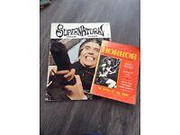 Supernatural Magazine and Magazine of Horror