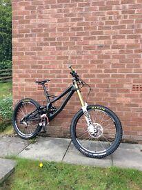 Specialized Demo Carbon, DH Bike, Mountain Bike