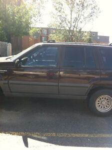 For Sale: 1994 Jeep Grand Cherokee Ltd 900$ o.b.o