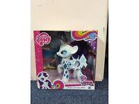My little pony - rarity pony - 40074 brand new