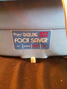 Daizy Delux Foot Saver With Heat. Sarnia Sarnia Area image 2