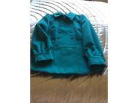 M&S woollen jacket