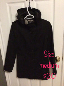 Woman's Pea Coat