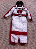 Race Car or Stint Driver Old Navy Size 2T-3T