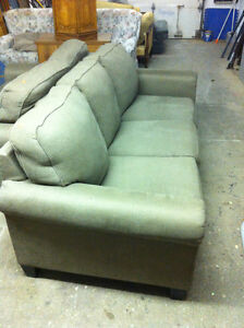 large clean comfy sofa