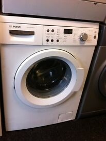 Bosch vario Perfect 8kg washing machine
