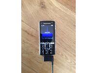 Sony Ericsson Cybershot K850 - Black mobile phone