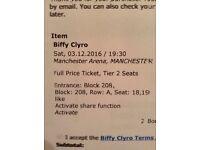 Biffy Clyro concert tickets