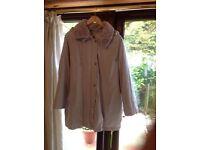 Nearly new winter coat