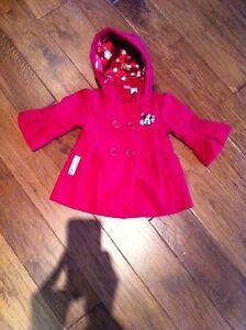 Minnie mouse dress coat