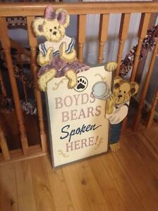 Assortment of Boyds Bears Kitchener / Waterloo Kitchener Area image 1