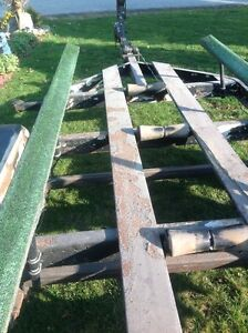 Tandem axle trailer for14 to 19 ft boat Windsor Region Ontario image 10