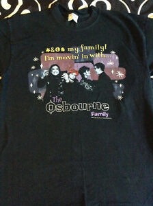 The Osbournes T-Shirt - L