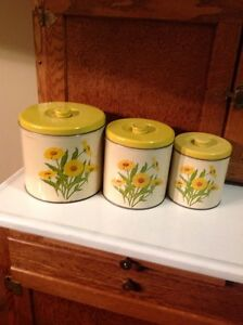 Several sets of canisters and prices, check out my other ads.  Belleville Belleville Area image 6