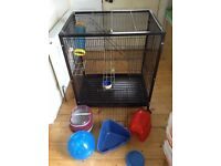 Large rat/ferret/rodent cage