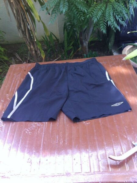 Umbro shorts.  Size XL.  Used only 3 times and in good condition.