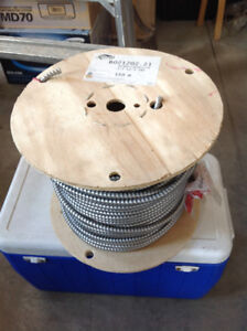 Bx electrical cable 2C#12