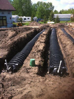 Certified Septic System Design & Installation