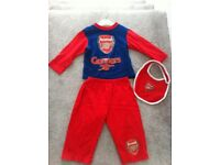 Arsenal baby clothes £ 3