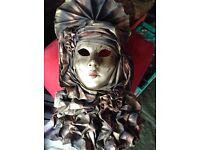 Italian mask. £15