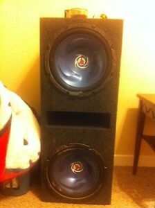 Kenwood 12 inch subs trade for phone