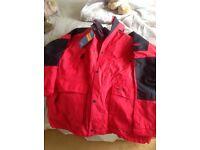 Regatta Waterproof Jacket. New XXL