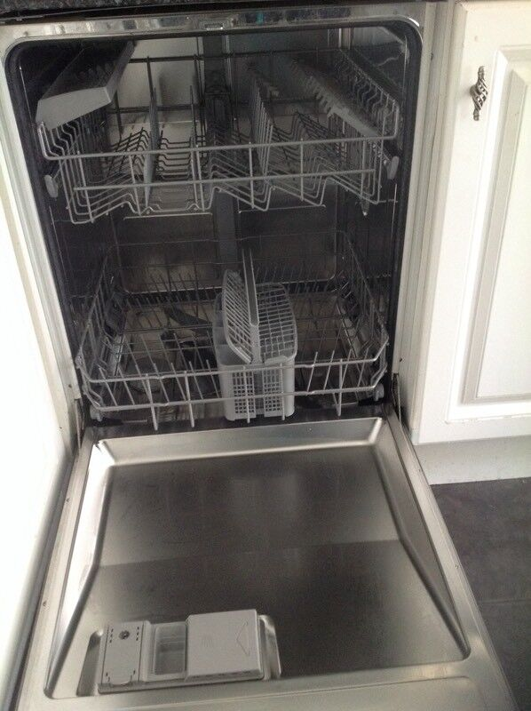Dishwasher With Manual And Installation Instruction Bosch