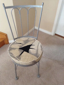 CONDO SIZE TABLE & 2 CHAIRS