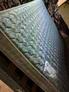 Simmons Beautyrest Box spring and mattress