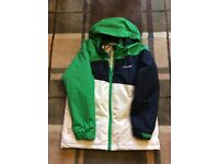 Ski Jacket Age 11/12 Brand The Edge excellent condition