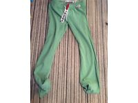 Brand new with tags BNWT superdry tracksuit bottoms joggers.