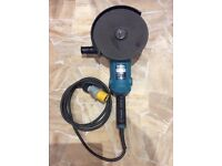 Makita 110v angle grinder 2000watt 230mm