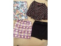 4 ladies skirts