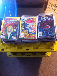 Approximately 150 comic books for sale