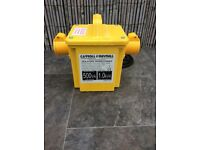Transformer 110v 1KVA BRAND NEW (can deliver)