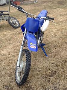 2003 Yamaha TTR 125