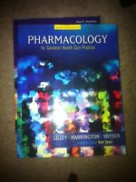 Pharmacology for Canadian healthcare practise