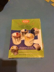 Brand New C.I.L Colour at Home 2 Decorating CD Rom