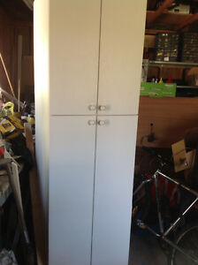 2 IKEA Shelving Units